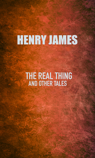 The Real Thing - and other tales - cover