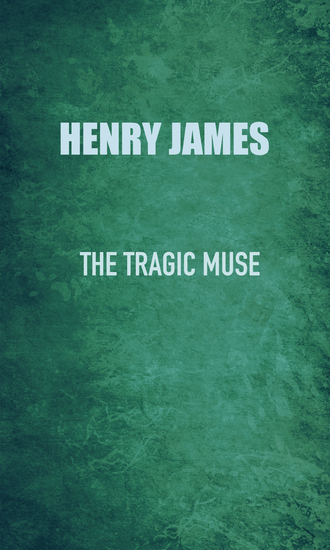 The Tragic Muse - cover