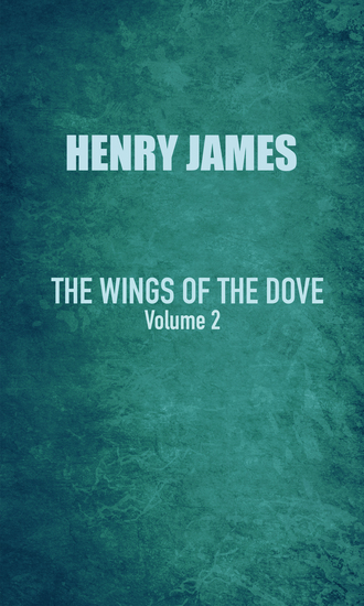 The Wings of the Dove - Volution II - cover