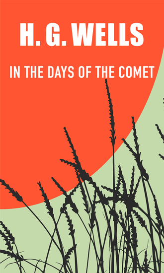 In the Days of the Comet - cover