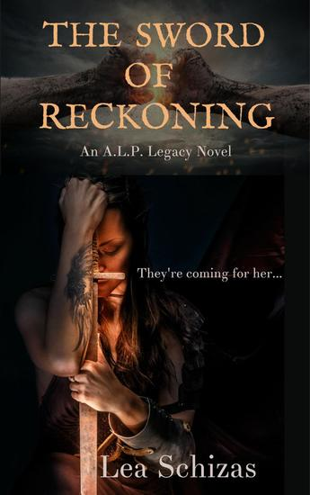 The Sword of Reckoning - An ALP Legacy Novel - cover