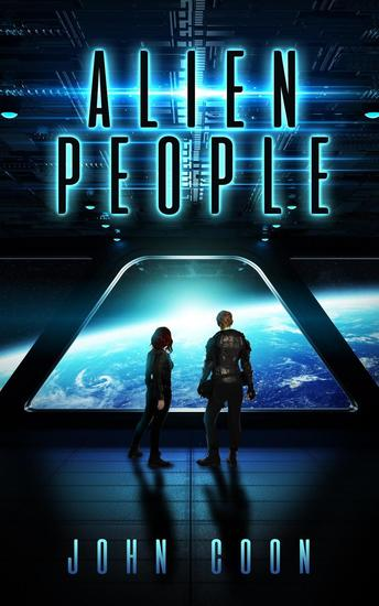 Alien People - Alien People Chronicles #1 - cover