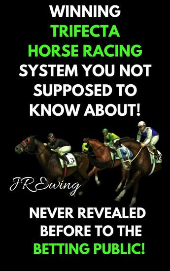 Winning Trifecta Horse Racing System - cover