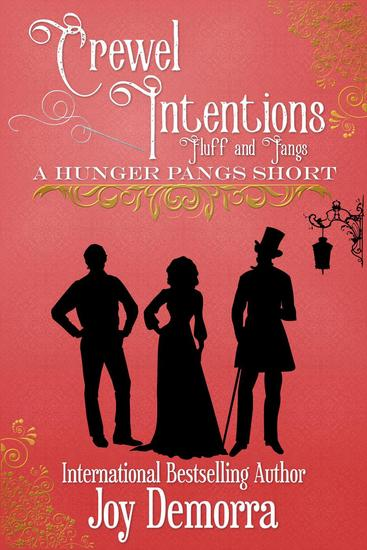 Crewel Intentions: Fluff and Fangs - cover