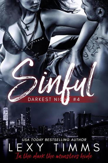 Sinful - Darkest Night Series #4 - cover