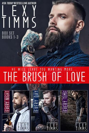 The Brush of Love Series Box Set Books #1-3 - The Brush Of Love Series #6 - cover