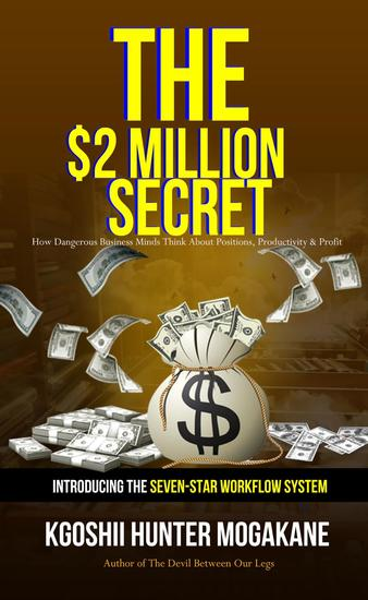 The $2 Million Secret - cover