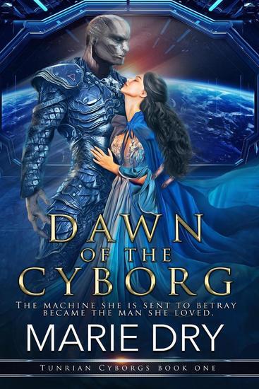 Dawn of the Cyborg - Tunrian Cyborgs #1 - cover