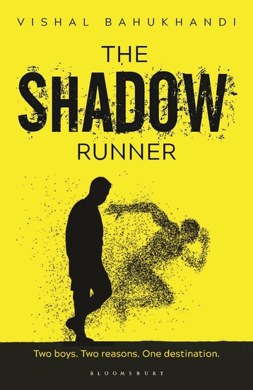 The Shadow Runner - cover