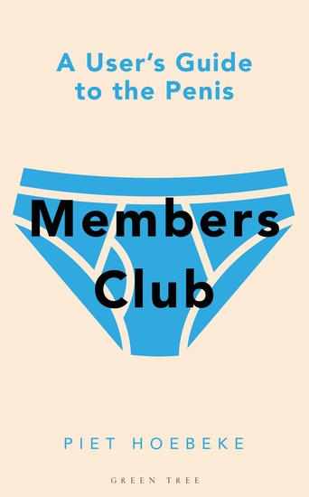 Members Club - A User's Guide to the Penis - cover