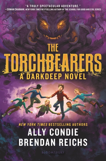 The Torchbearers - cover