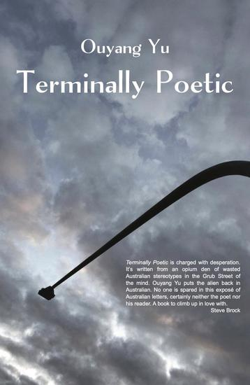 Terminally Poetic - cover