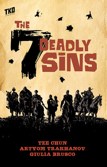 The 7 Deadly Sins - cover