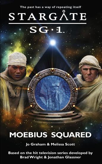STARGATE SG-1 Moebius Squared - cover