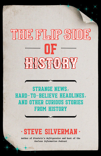 The Flip Side of History - cover