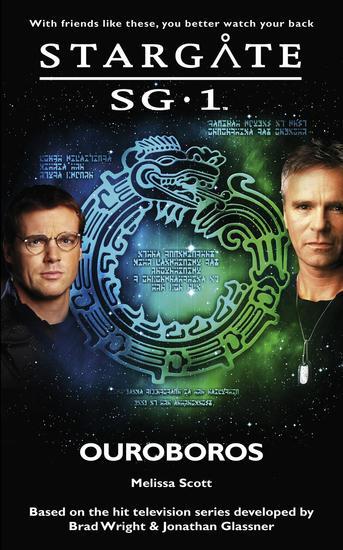 STARGATE SG-1 Ouroboros - cover