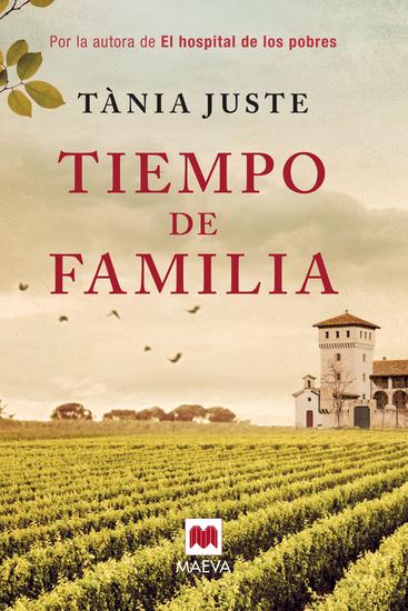 Tiempo de familia - Por la autora de El hospital de los pobres - cover