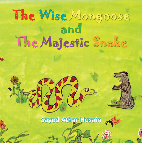 The Wise Mongoose and the Majestic Snake - cover