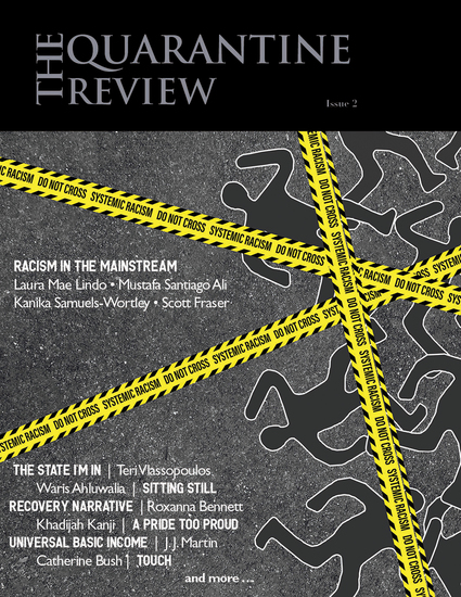 The Quarantine Review - Issue 2 - cover