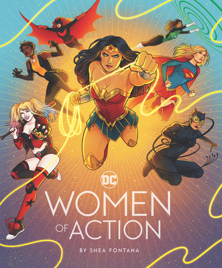 DC: Women of Action - cover