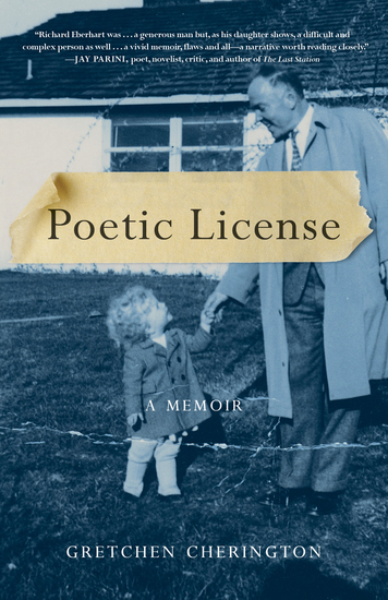 Poetic License - A Memoir - cover