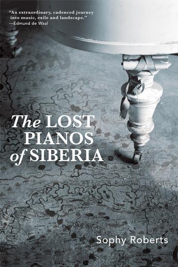 Lost Pianos of Siberia - cover