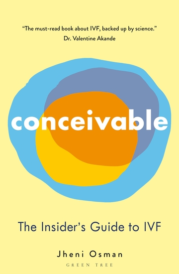 Conceivable - The Insider's Guide to IVF - cover