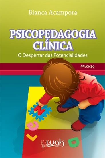 Psicopedagogia clínica - O despertar das potencialidades - cover