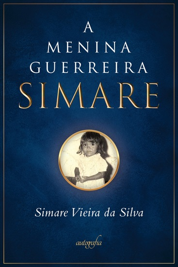 A menina guerreira Simare - cover