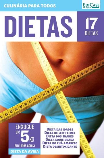 Culinária Para Todos Ed 06 - Dietas - cover