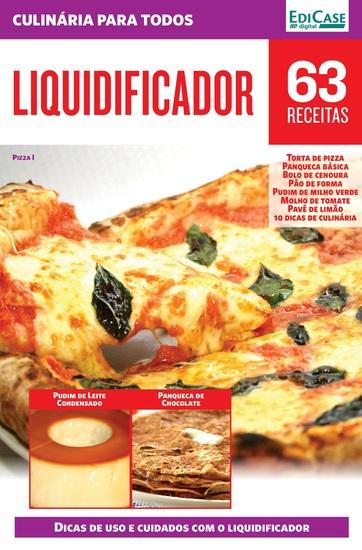 Culinária Para Todos Ed 1 - Liquidificador - cover