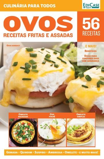 Culinária Para Todos Ed 13 - Ovos - cover