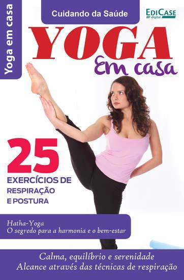 Cuidando da Saúde Ed 11 – Yoga em Casa - cover