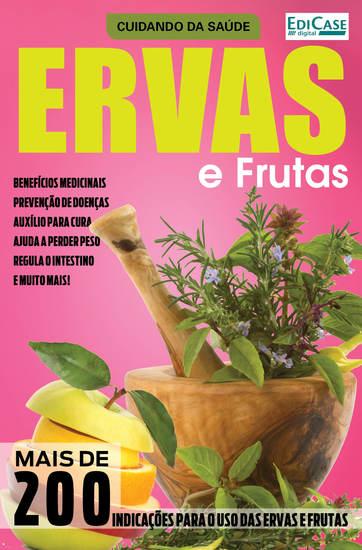 Cuidando da Saúde Ed 13 - Ervas e Frutas - cover