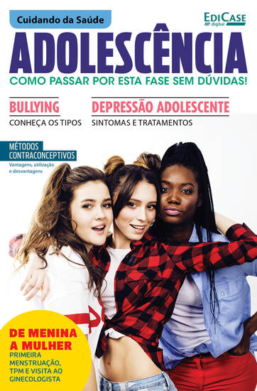 Cuidando da Saúde Ed 14 - Adolescência - cover