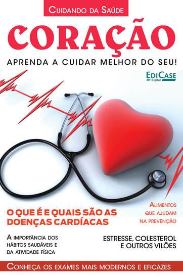 Cuidando da Saúde Ed 15 - Coração - cover