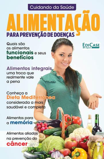 Cuidando da Saúde Ed 17 - Alimentação Saudável - cover