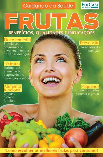 Cuidando da Saúde Ed 17 - Frutas - cover