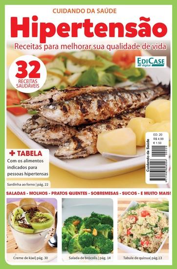 Cuidando da Saúde Ed 20 - Hipertensão - cover