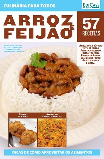 Culinária Para Todos Ed 2 - Arroz e Feijão - cover