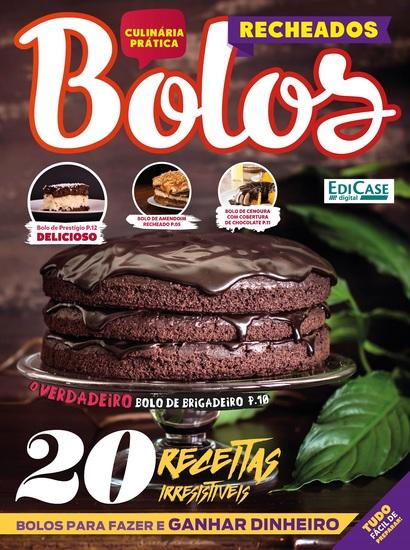 Culinária Prática Ed 1 - Bolos - cover