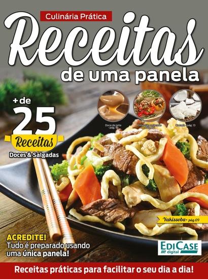 Culinária Prática Ed 2 - Receitas de Uma Panela - cover