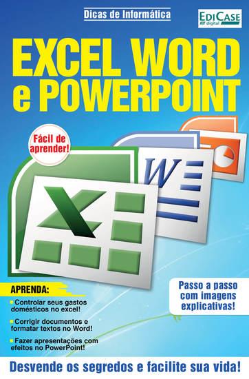 Dicas de Informática Ed 5 - Excel Word e PowerPoint - cover