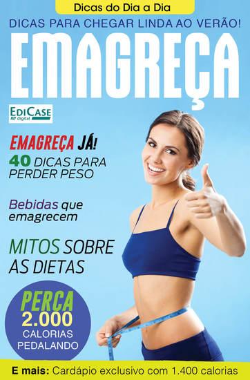 Dicas do Dia a Dia Ed 24 - Emagreça - cover