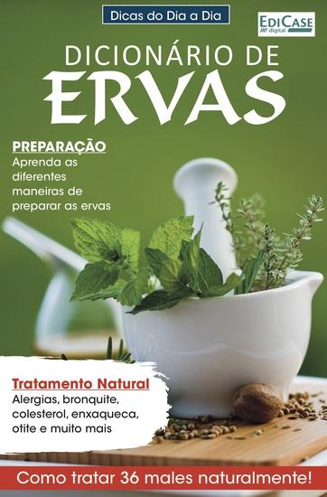 Dicas Do Dia a Dia Ed 27 - Dicionário de Ervas - cover
