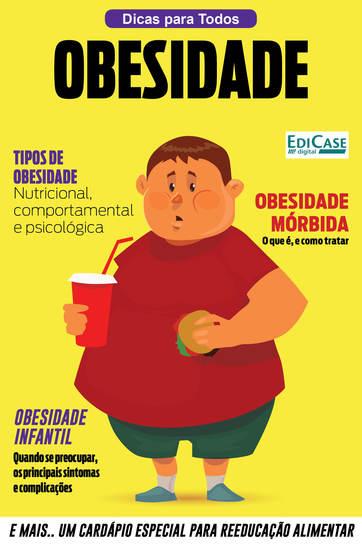 Dicas Para Todos Ed 2 - Obesidade - cover