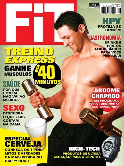 Fit Homem Ed 6 - cover