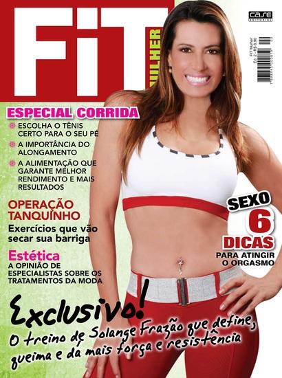 Fit Mulher Ed 2 - Treino de Solange Frazão - cover