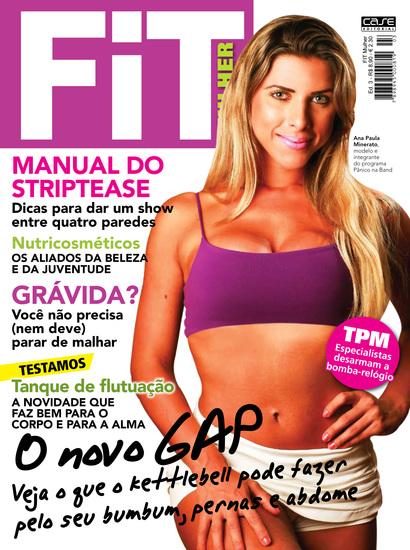 Fit Mulher Ed 3 - Ana Paula Minerato - cover