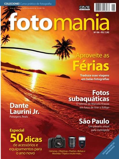 Fotomania Ed 6 - cover